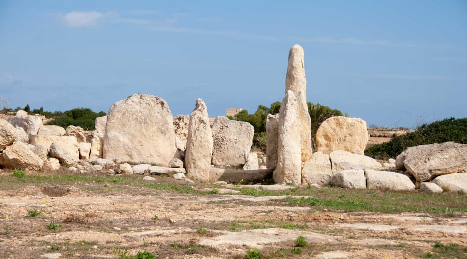 Places to See in Malta - Hagar Qim Temples